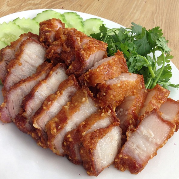 Pork Belly With Perfect Crispy