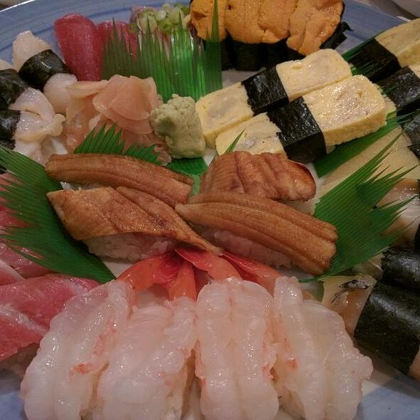 A la Cart Nigiri @ Sushi-Gen