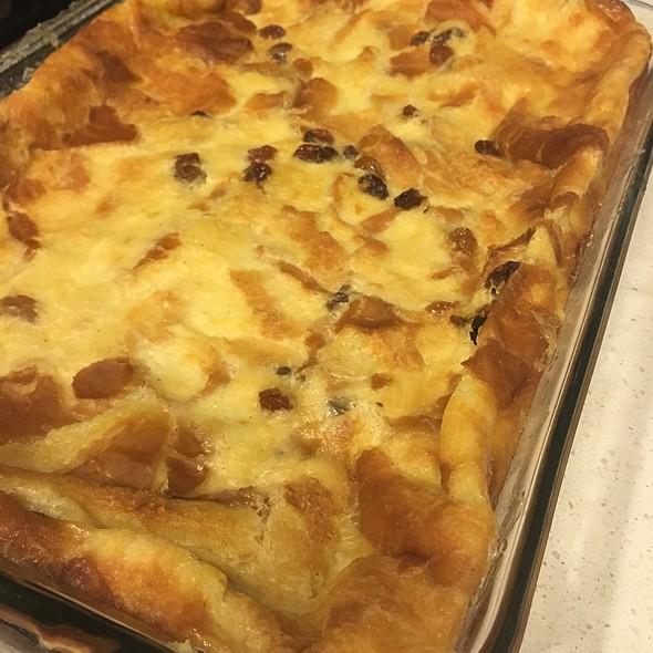 Bread Pudding @ Home