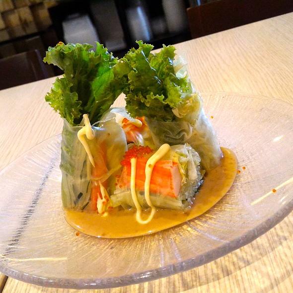 Puri Puri Salad @ Oedo Japanese Restaurant
