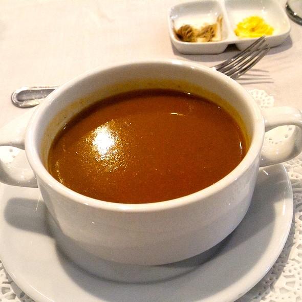 Sopa de Mariscos @ Ilustrado