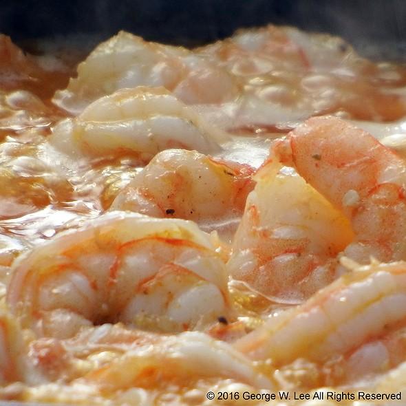 Shrimp & Grits @ Eat My Grits @ Eat Real Festival