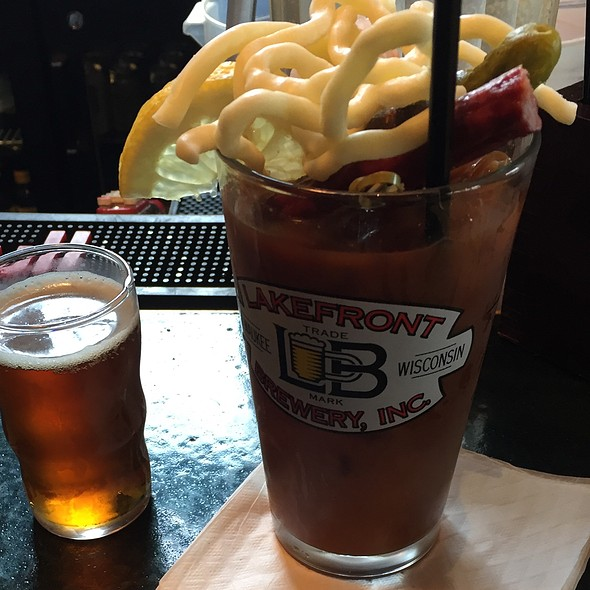 Bloodymary @ Lakefront Brewery