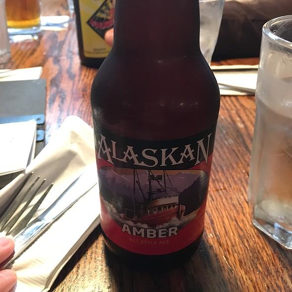Alaskan Amber Beer