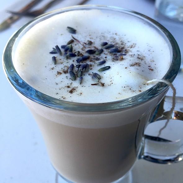 Earl Grey Latte - Kitchen Story, San Francisco, CA