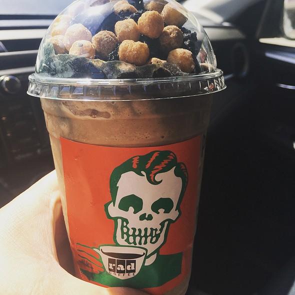 Peanut Butter Crunch @ Rad Coffee