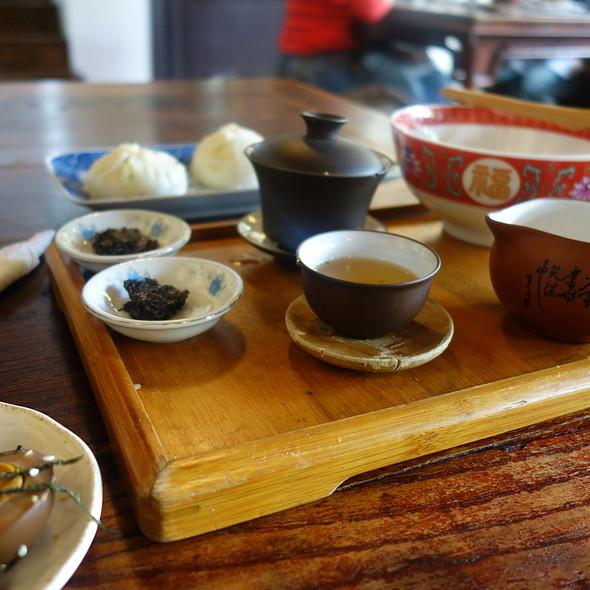 Tea Flight @ Lan Su Chinese Garden