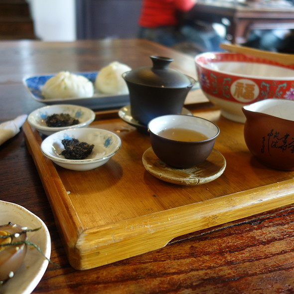 Tea Flight @ Lan Su Chinese Garden