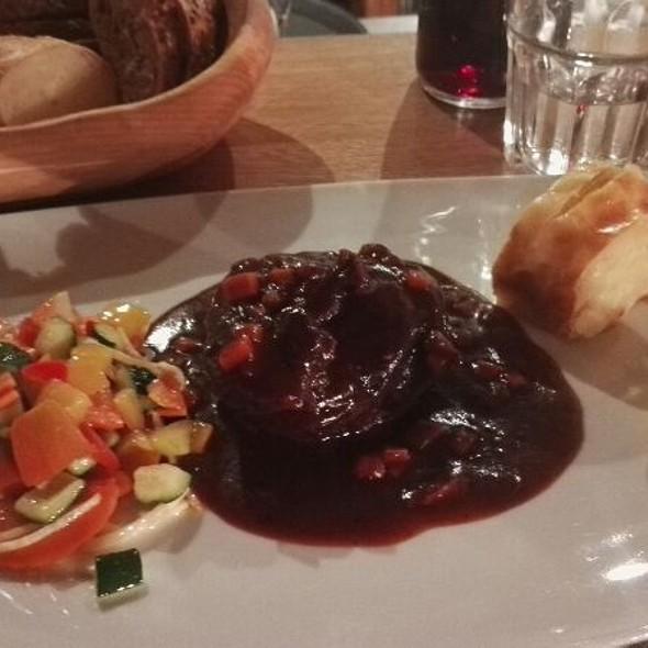 Braised Beef @ Speckstube