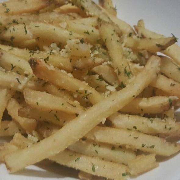 Black Truffle Fries