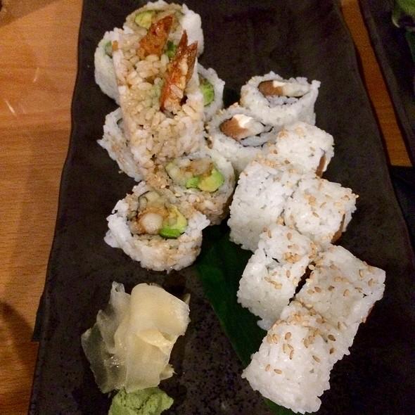 Philly Roll & Shrimp Tempura Roll