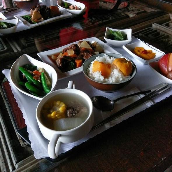 Beef Set @ 鄧伯花廊咖啡館