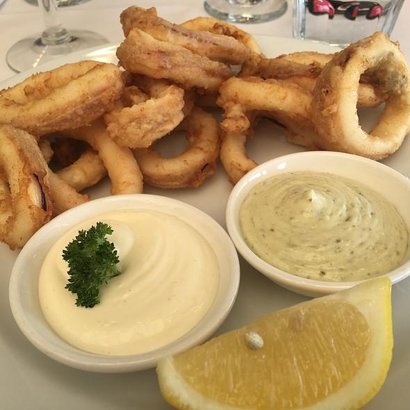 Calamari @ Doyles on the Beach Restaurant