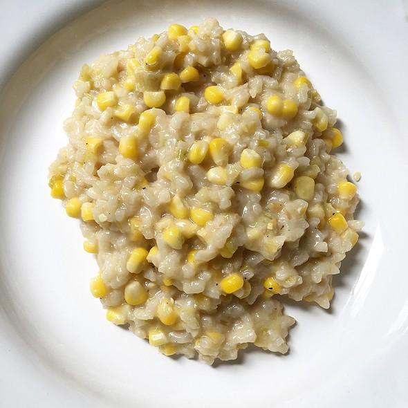 Corn Risotto @ HAFH