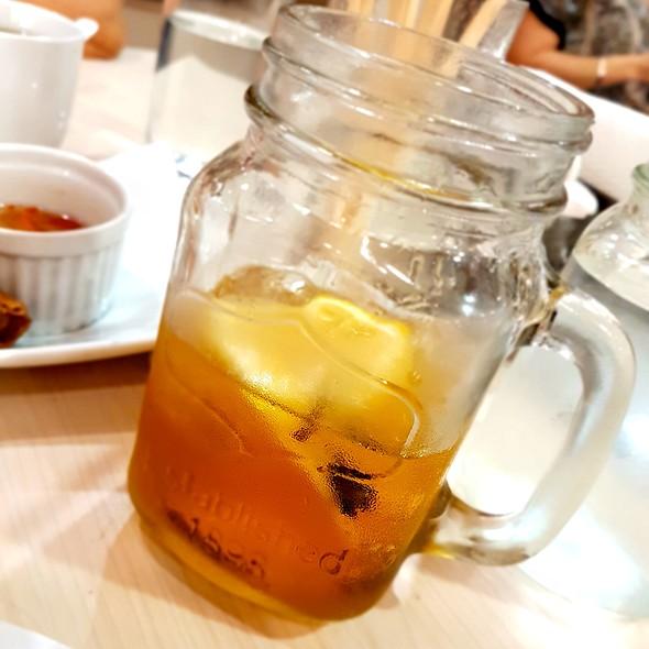 Trà Vinh's Home Brew Vietnamese Iced Tea  @ Trà Vinh Authentic Vietnamese Noodles