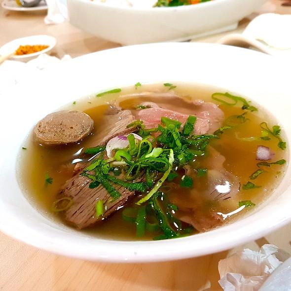 Combination Beef Noodle Soup @ Trà Vinh Authentic Vietnamese Noodles