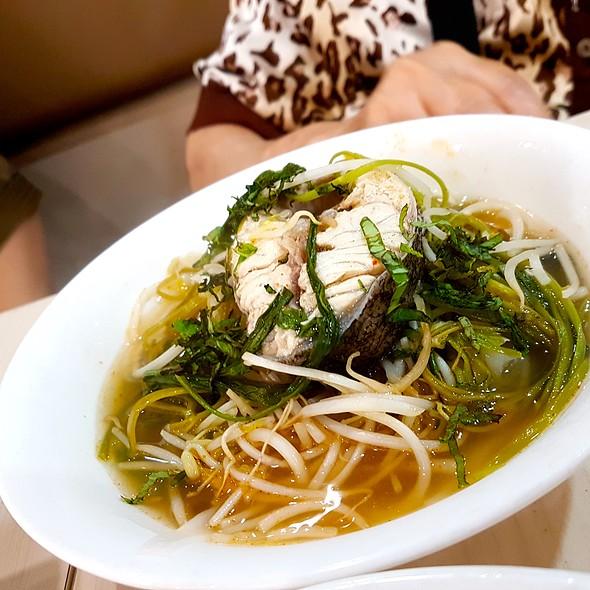 Special Vietnamese Fish Soup @ Trà Vinh Authentic Vietnamese Noodles
