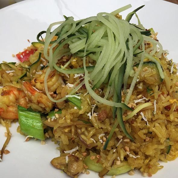 Nasi Goreng De Camaron @ Wok