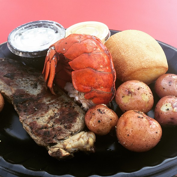 Surf'n'Turf @ Port of Los Angeles Lobster Festival