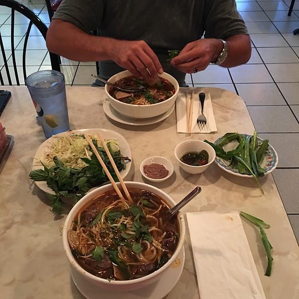 H1. Special Spicy Beef Pho @ Bambu Vietnamese Cuisine