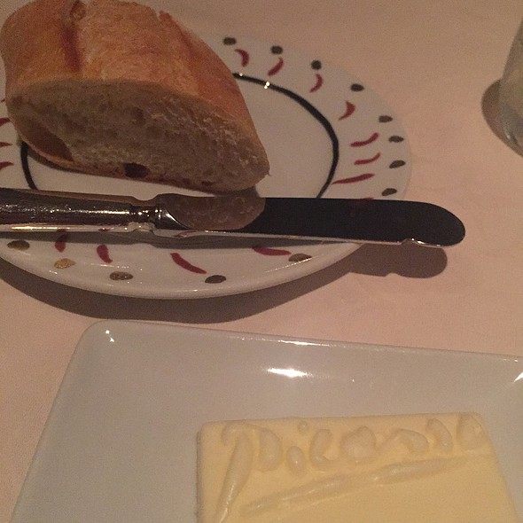 Bread and Butter - Picasso - Bellagio, Las Vegas, NV