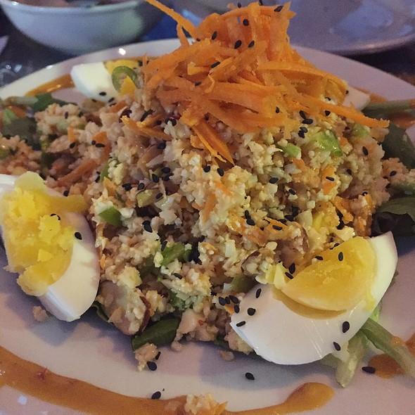 Thai Cauliflower Salad