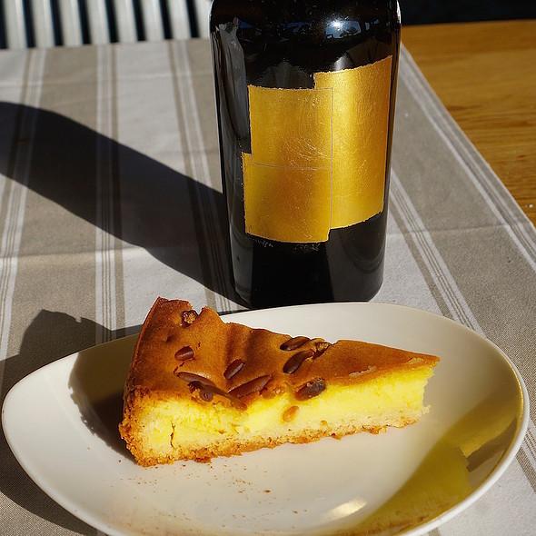 Torta Della Nonna @ Venissa