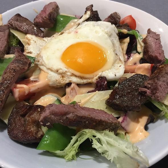 Beef And Lamb Salad @ Chookys