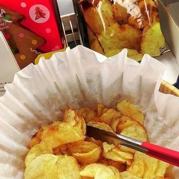 Potato Chips @ IKEA Vaughan