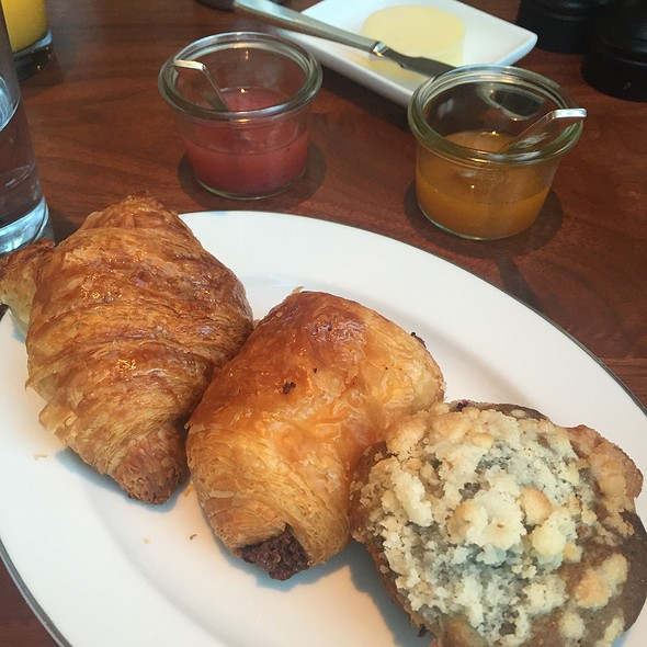 Assorted Pastries - Blue Duck Tavern, Washington, DC