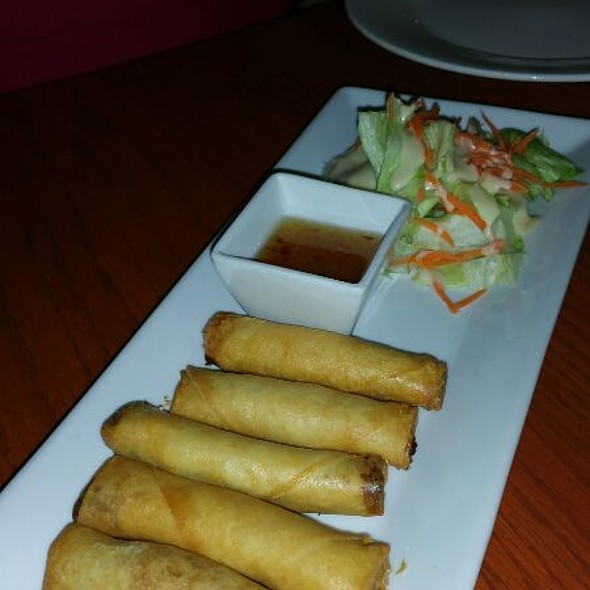 Eggrolls @ Savory Thai Cuisine
