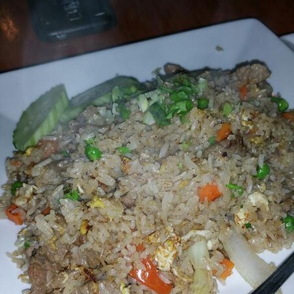 Thai Fried Rice @ Savory Thai Cuisine