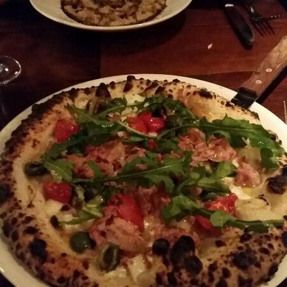 Panchetta Pizza @ Sotto