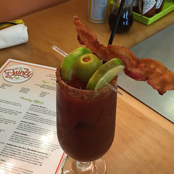 Bloody Mary @ Funky Brunch