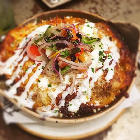 Cochinita Pibil Enchiladas