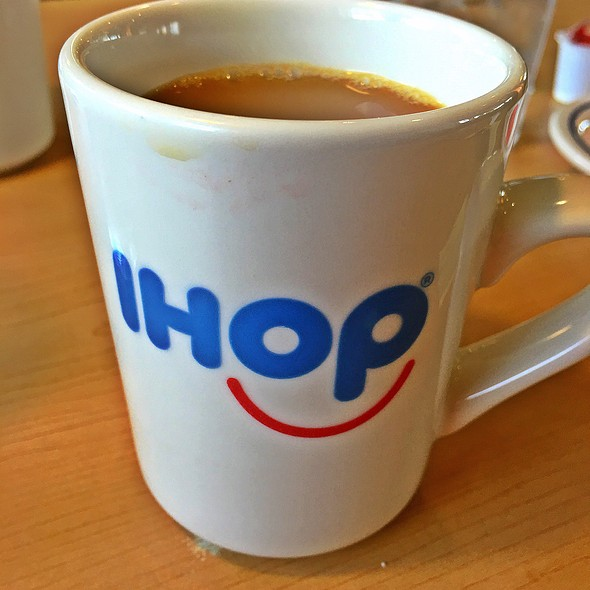 Cup of Joe @ Ihop