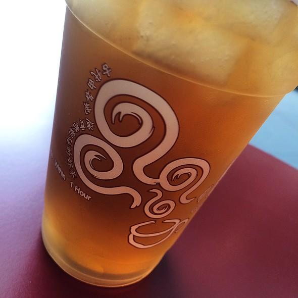 Melon Tea @ GONG CHA 貢茶