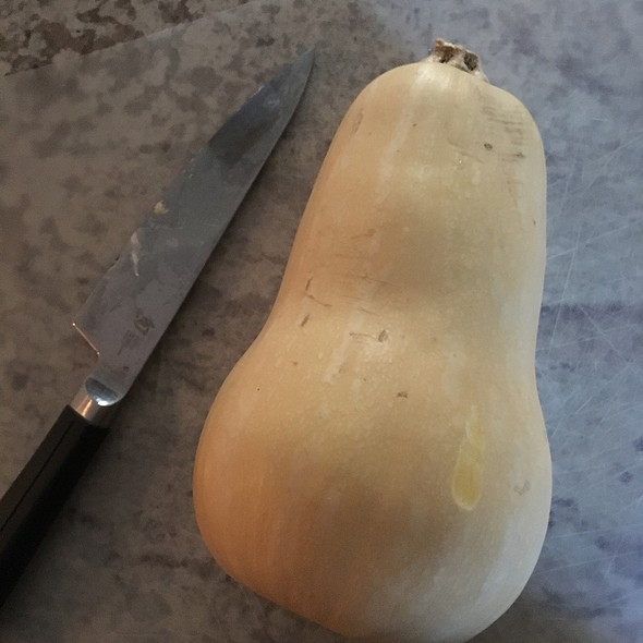 Butternut Squash @ Home
