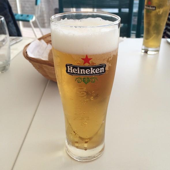 Heineken Beer @ Le Plongeoir