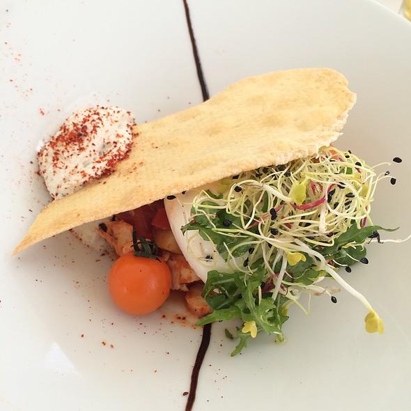 Octopus Salad @ Le Plongeoir