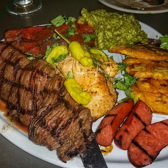 Sabor Parilla Plate For Two @ Sabor Latin Bar & Grille
