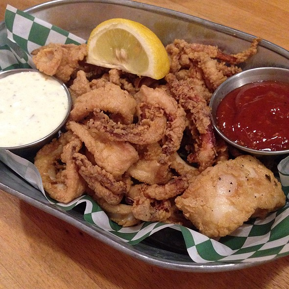 Calamari @ Chowder Room