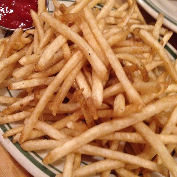 Shoe String Fries @ Chowder Room