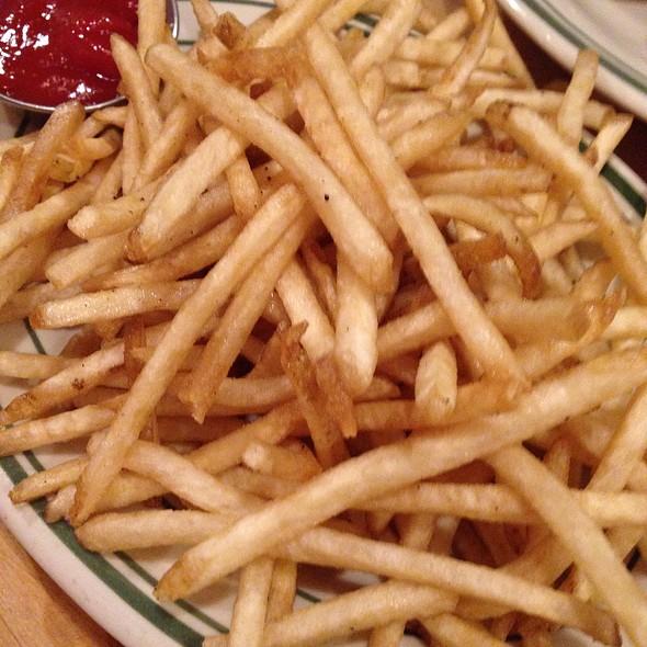 Shoe String Fries @ Chowder Room