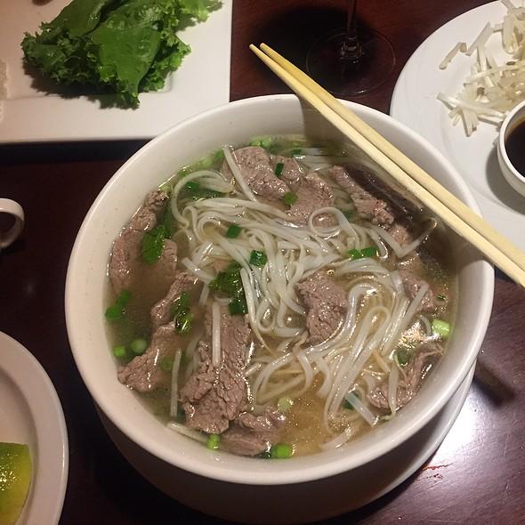 Beef Pho @ Thai Sapa