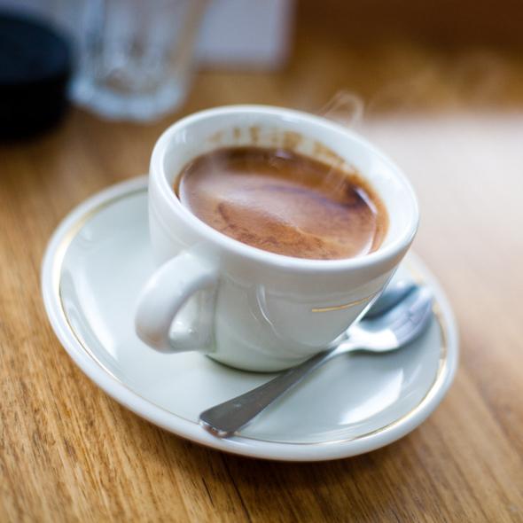 Long Black Coffee @ Manchester Press