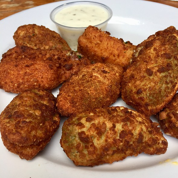 Jalepeno Poppers @ Dublin's Bar & Grill