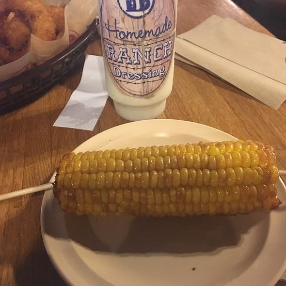 Fried Corn @ Bono's Pit Bar-B-Q