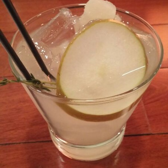 Pearfect Storm - Seasons 52 - Buckhead, Atlanta, GA