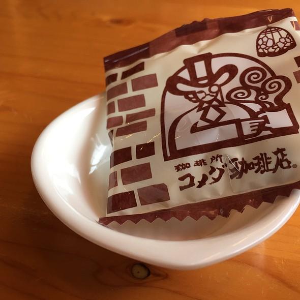 豆菓子 @ コメダ珈琲店 御殿場店
